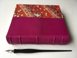 case-bound book
