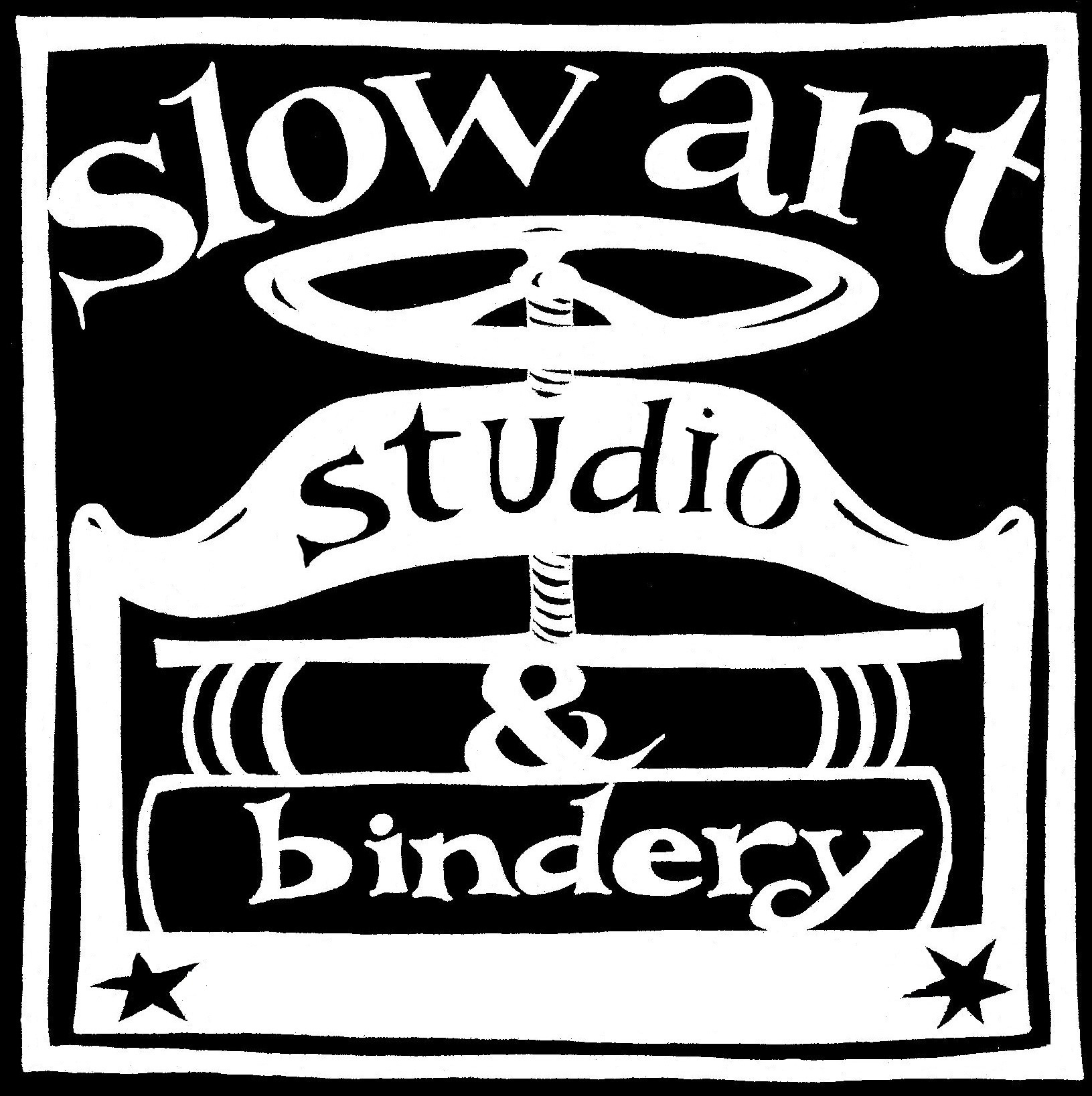 SLOW ART STUDIO & BINDERY